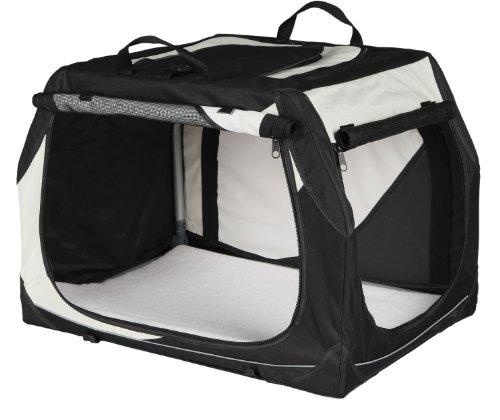 41bdEGAbi6L - Trixie 39721 Vario Transportbox, Größe S, 61×43×46 cm