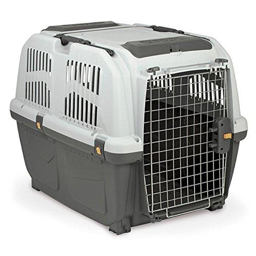 """51MSmbtiOpL - Nobby 72128 Transportbox für mittlere und große Hunde """"Skudo 5 Iata"""" 79 x 58.5 x 65 cm"""