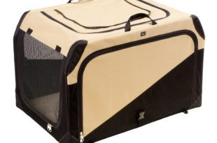 HUNTER Hundetransportbox Autobox strapazierfaehig zusammenklappbar 76 x 51 x 48 310x205 - HUNTER Hundetransportbox, Autobox, strapazierfähig, zusammenklappbar, 76 x 51 x 48 cm, beige/schwarz
